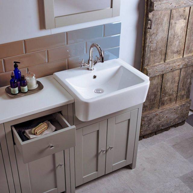Tavistock Agenda Semi-Countertop Wash Basin