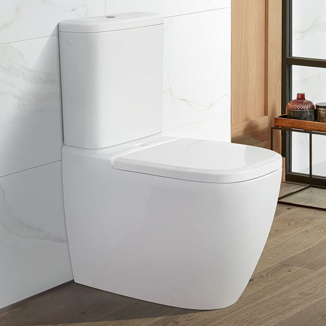 Villeroy and Boch Antheus Close Coupled Rimless WC