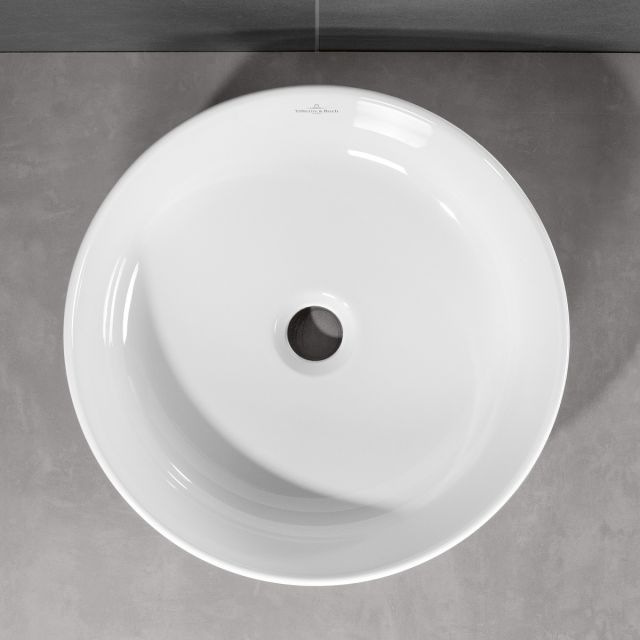 Villeroy and Boch Collaro Round Countertop Basin