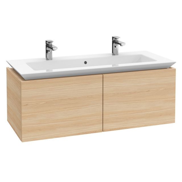 Villeroy and Boch Legato XL Double 2 Drawer Vanity