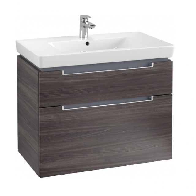 Villeroy and Boch Subway 2.0 XXL Large Deep 2 Drawer Vanity