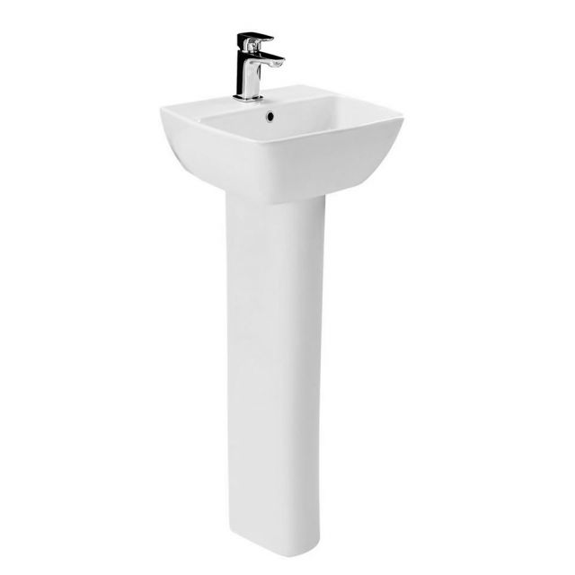 Britton MyHome Compact Cloakroom Basin
