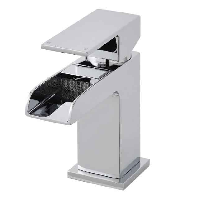 UK Bathrooms Essentials Titian Cloakroom Basin Mixer Tap