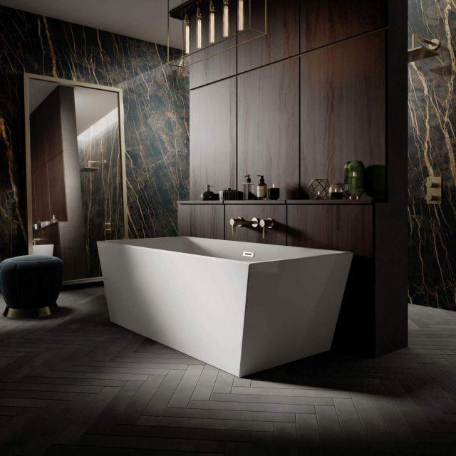 Trojan Marlborough Double Ended Freestanding Bath