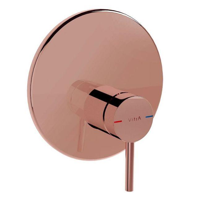 VitrA Origin Copper 1 Outlet Shower Valve - 4226826