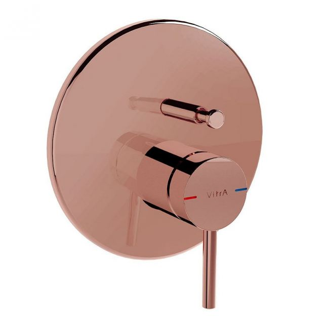 VitrA Origin Copper 2 Outlet Shower Valve