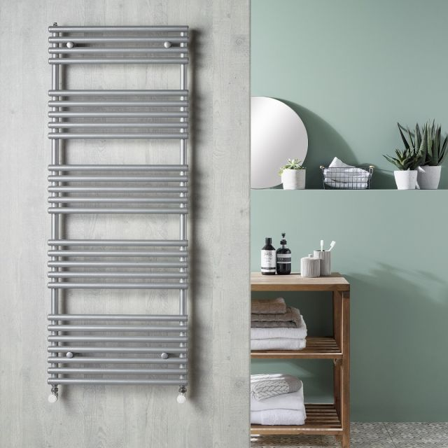 Origins TT Titane Designer Towel Rail