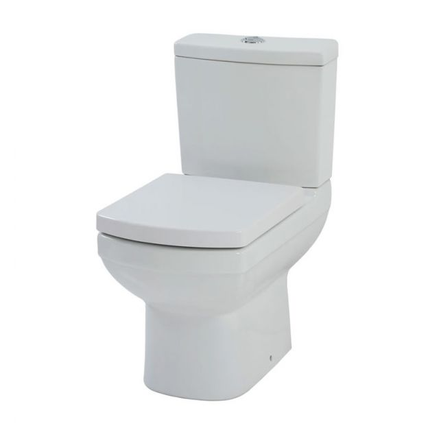 Mere Amor Close Coupled WC Toilet
