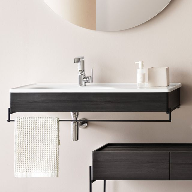 VitrA Equal Asymmetrical Vanity Unit