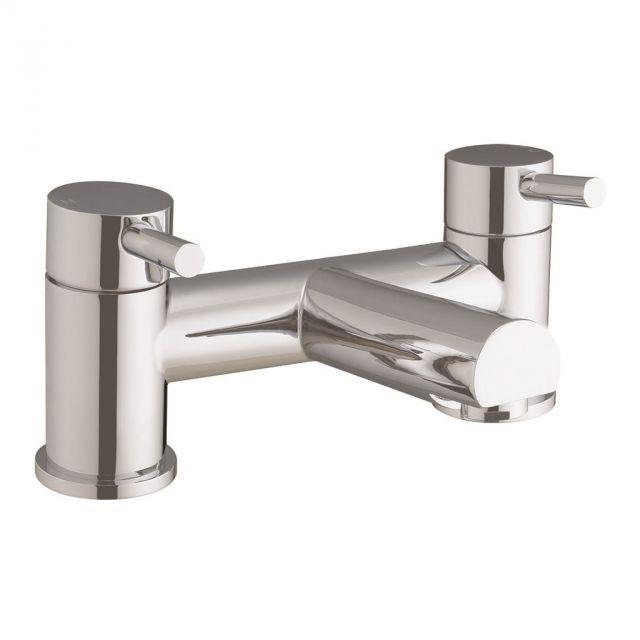 UK Bathrooms Essentials Holden Bath Filler