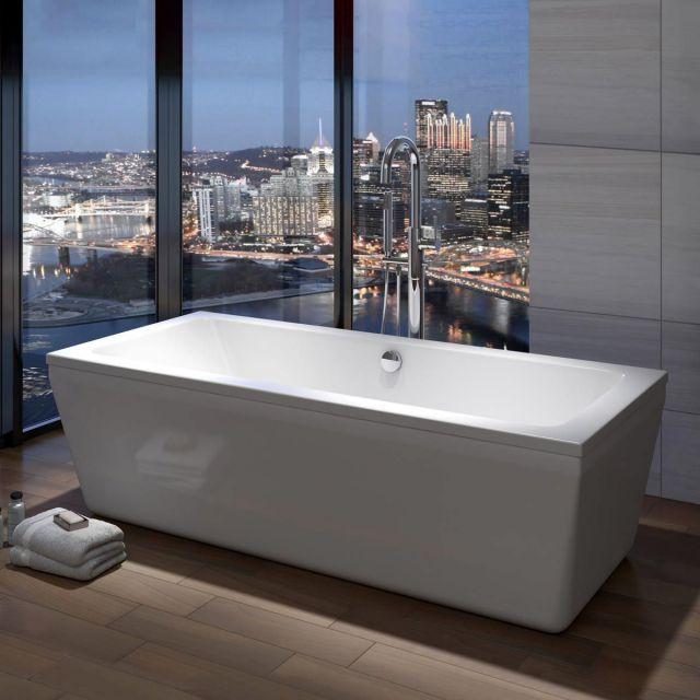 Trojan London Double Ended Freestanding Bath