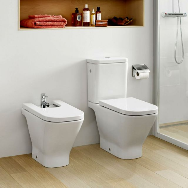 Roca The Gap Floor Standing Bidet