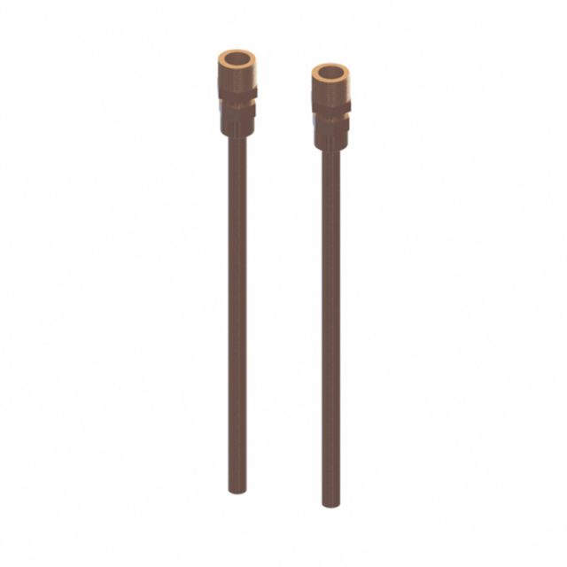 Abacus Brushed Bronze Isolation Valve Extensions - EPAC-05-2825