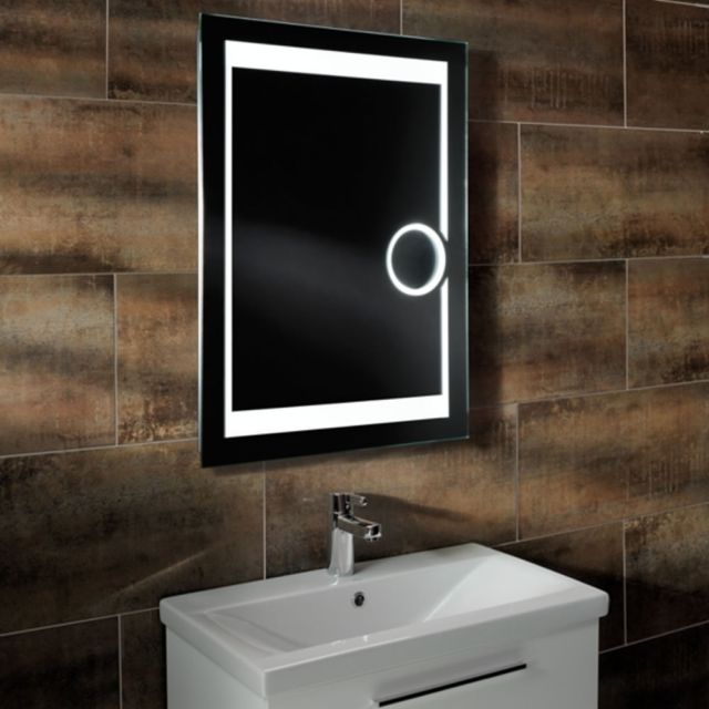 Roper Rhodes Clarity Corona Heated Backlit Mirror MLB300
