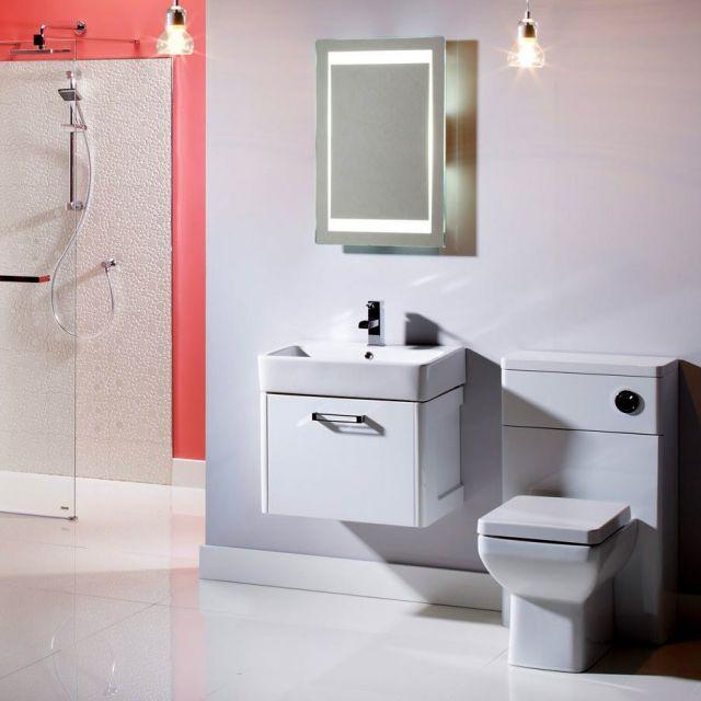 Tavistock Compass Back to Wall Toilet Unit