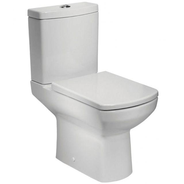 Tavistock Vibe Open Back Close Coupled Toilet - P700XS
