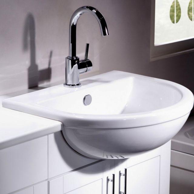 Tavistock Micra Semi-Countertop Wash Basin