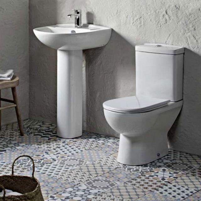 Tavistock MIcra Compact Close Coupled Toilet