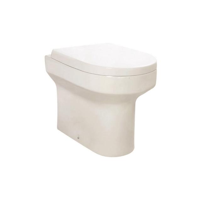 UK Bathrooms Essentials Bellman Back to Wall Toilet Suite