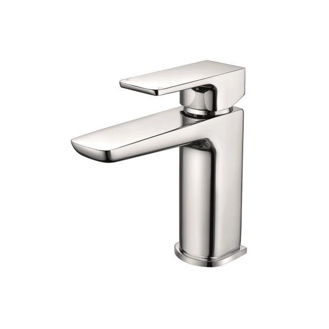 UK Bathrooms Essentials Stansfield Basin Mixer Tap
