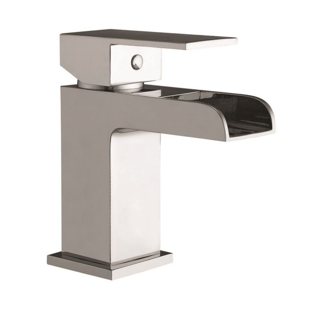 UK Bathrooms Essentials Durer Basin Mixer Tap
