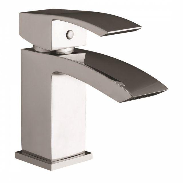 UK Bathrooms Essentials Lansley Basin Mixer Tap