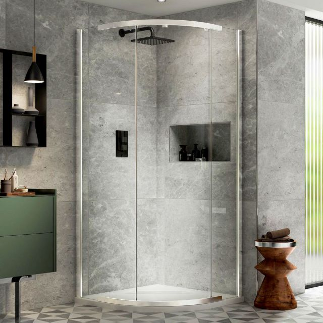 Kudos Pinnacle 8 Quadrant Shower Enclosure