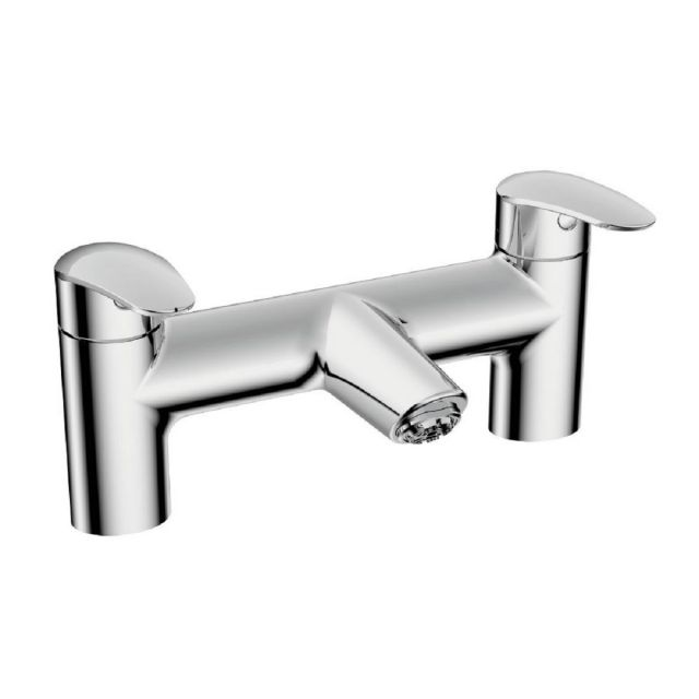VitrA Dynamic S Chrome Bath Filler