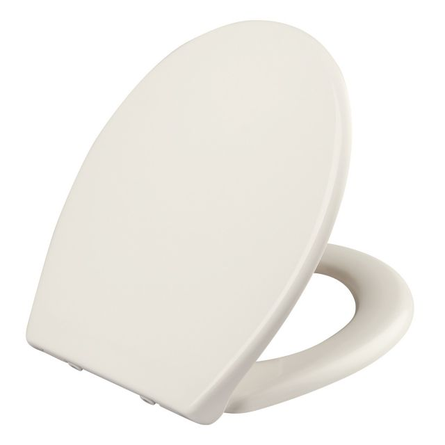 UK Bathrooms Essentials Kangel Universal Soft Close Seat