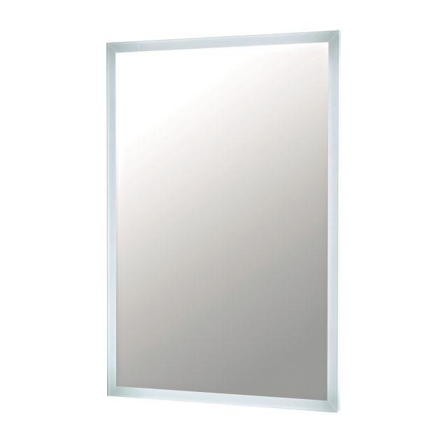 UK Bathrooms Essentials Kingstonia 500 x 700mm LED Mirror