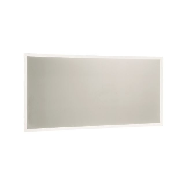 UK Bathrooms Essentials Kingstonia 1200 x 600mm LED Mirror