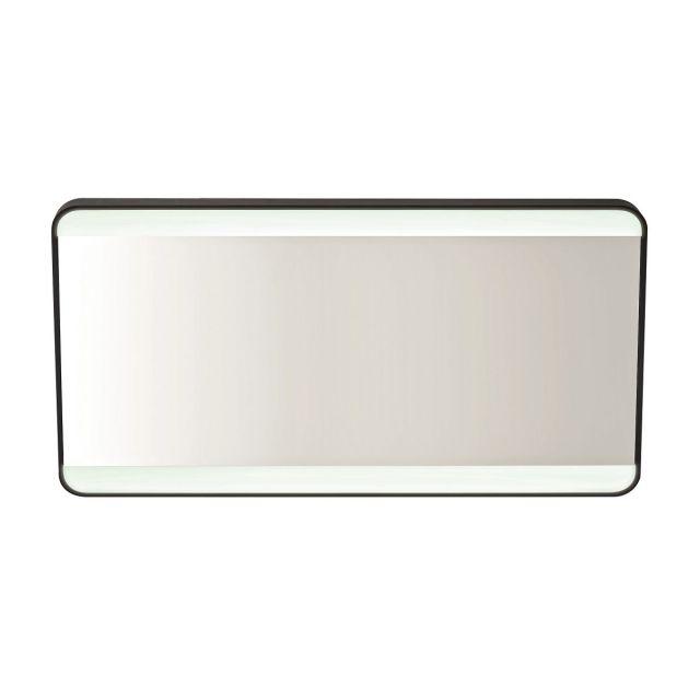 UK Bathrooms Essentials Perie 1200 x 600mm LED Mirror