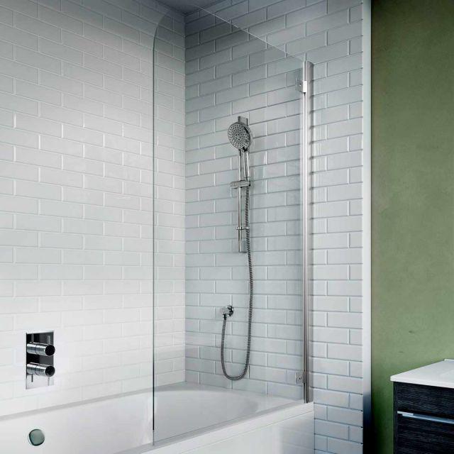 Crosswater Kai 6 Outward Opening Bath Screen