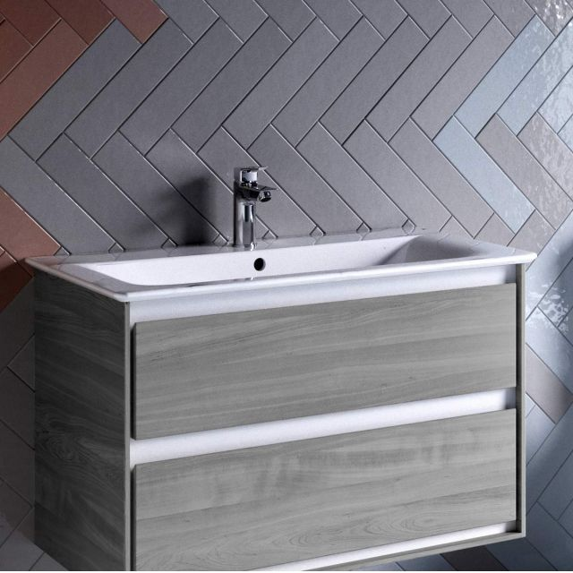 Ideal Standard Concept Air Cube Vanity Basin