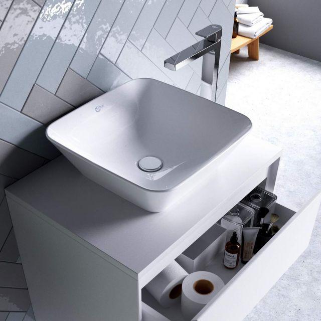 Ideal Standard Concept Air Cube Vessel Basin