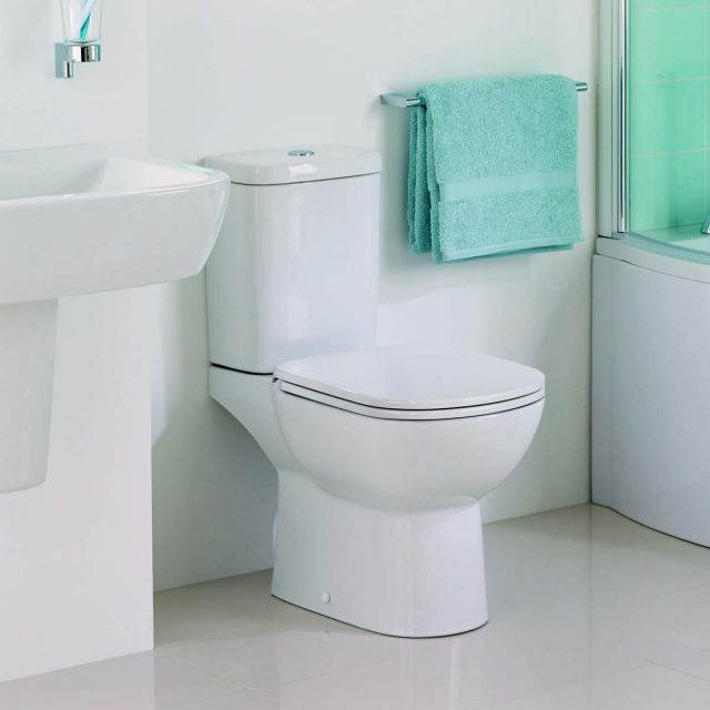 Ideal Standard Tempo Close Coupled Toilet