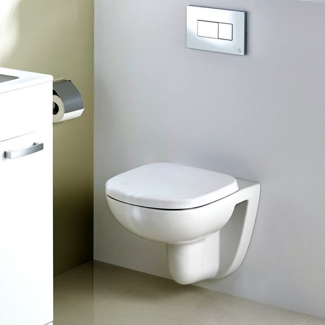Ideal Standard Tempo Wall Hung Toilet - T327501