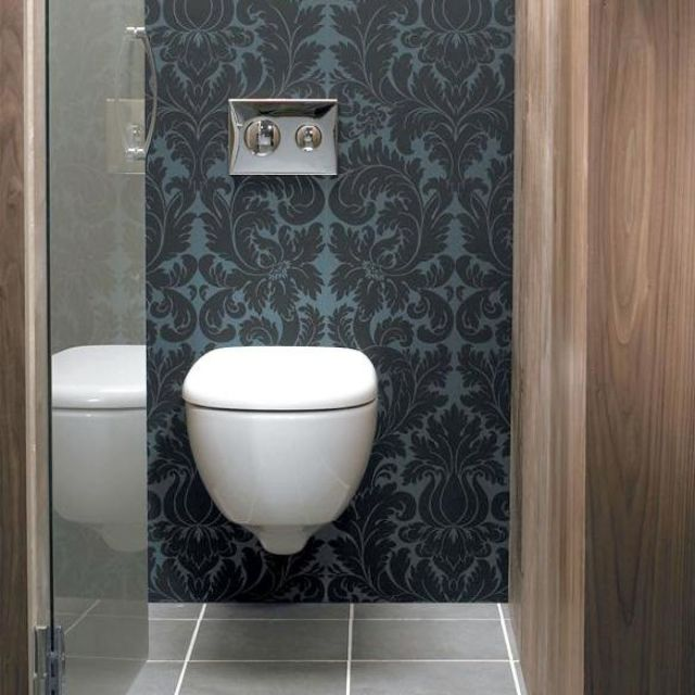 Jasper Morrison Wall Mounted Toilet