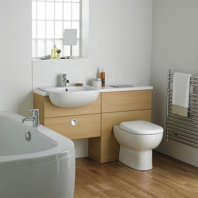 Jasper Morrison Back to Wall Toilet - E622101