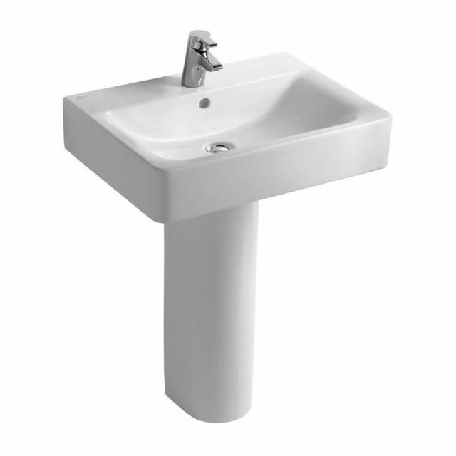 Ideal Standard Concept Space Cube Short Projection Basin 550mm