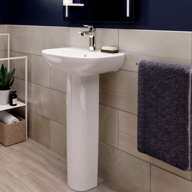 Ideal Standard Tesi Cloakroom Basin - T031301