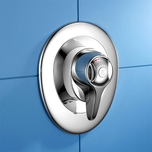 Ideal Standard CTV Concealed Thermostatic Shower Valve with Extended Lever - A3085AA