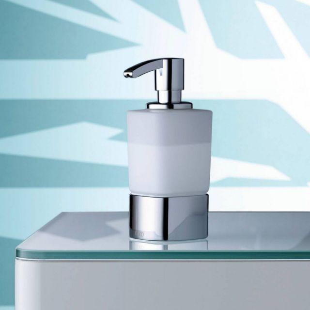 Keuco Elegance Foam Soap Dispenser Table Model