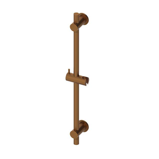 Abacus Emotion Brushed Bronze Slide Rail - TBTS-418-6602