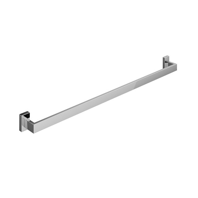 Abacus Pure Chrome Single Towel Bar