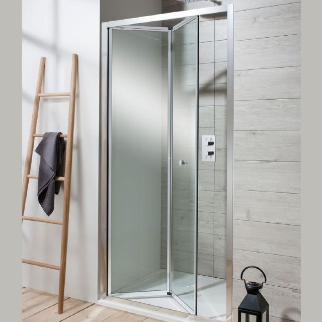 Crosswater Edge Bi-fold Shower Door