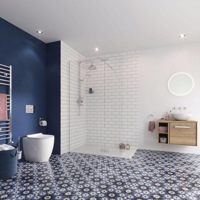 Crosswater Modern Elegance Main Bathroom Suite - CWBUNDLE24