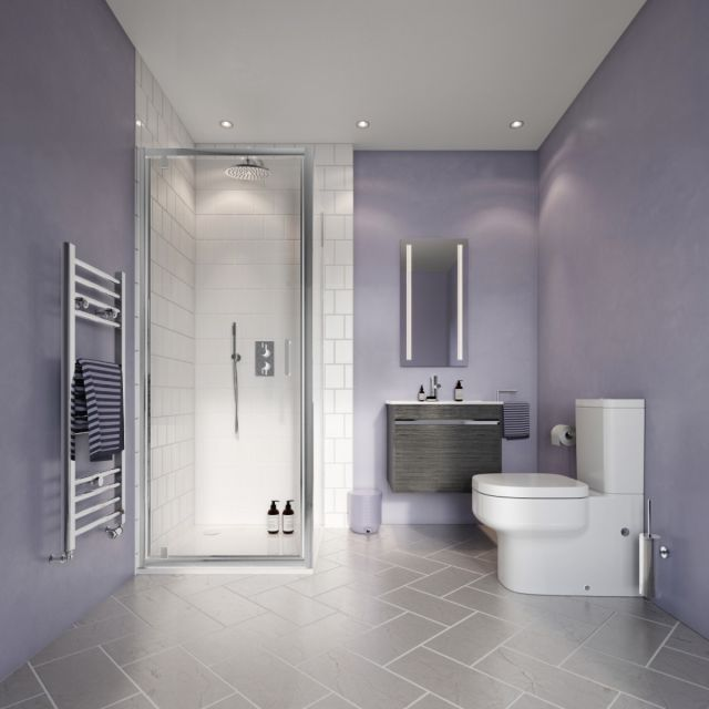 Crosswater Effortless Design Ensuite Package