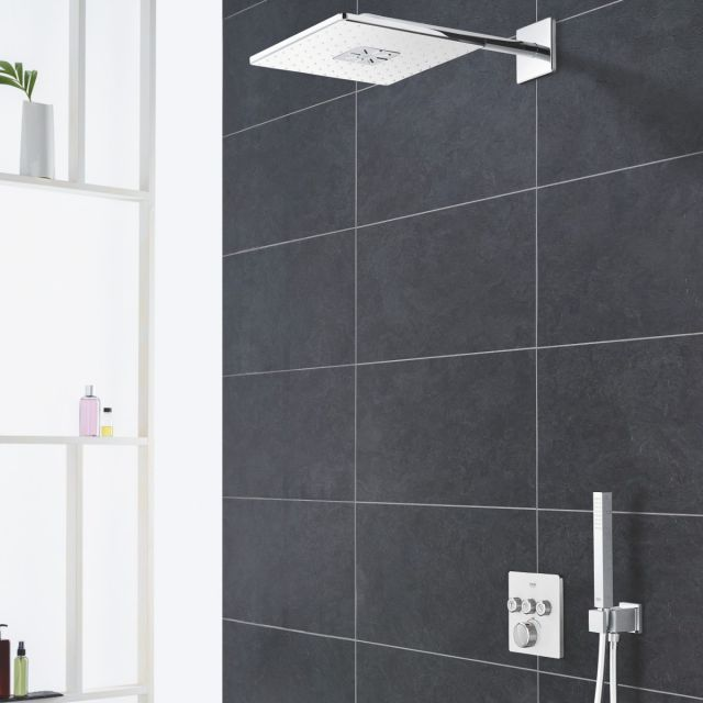 Grohe Grohtherm Smartcontrol Thermostat with 3 Outlets