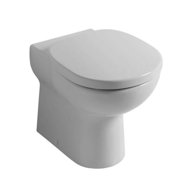 Ideal Standard Studio Back to Wall Toilet - E801601